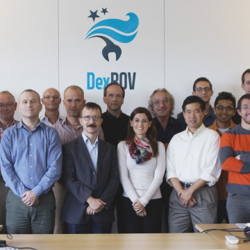 DexROV M6 Group picture